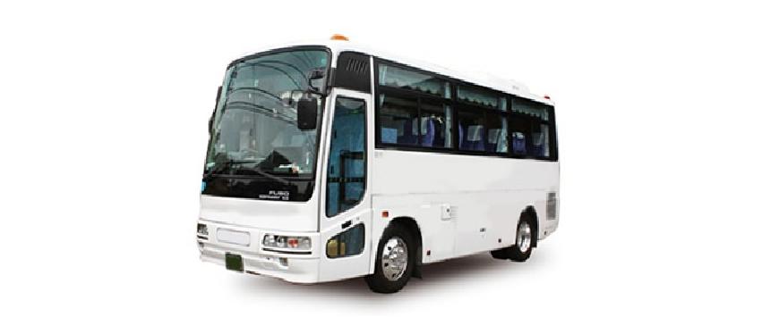 【バス情報】小型バスについて