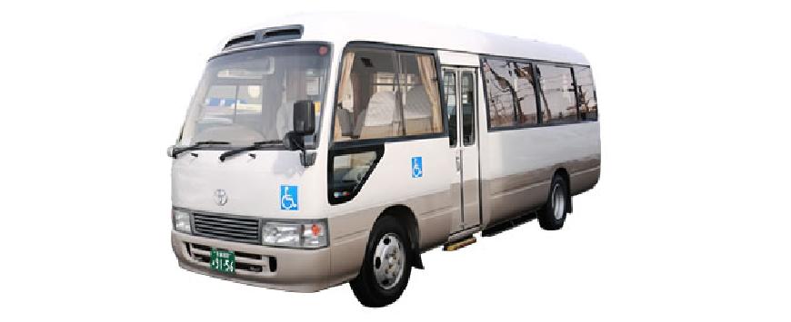 【バス情報】マイクロバスについて