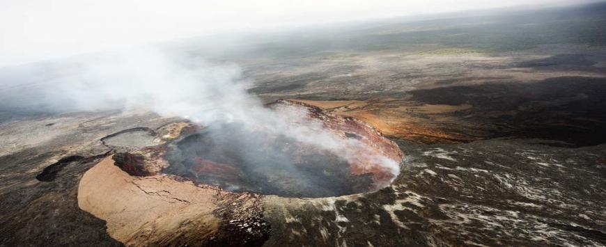 【ハワイ】キラウエア火山噴火情報