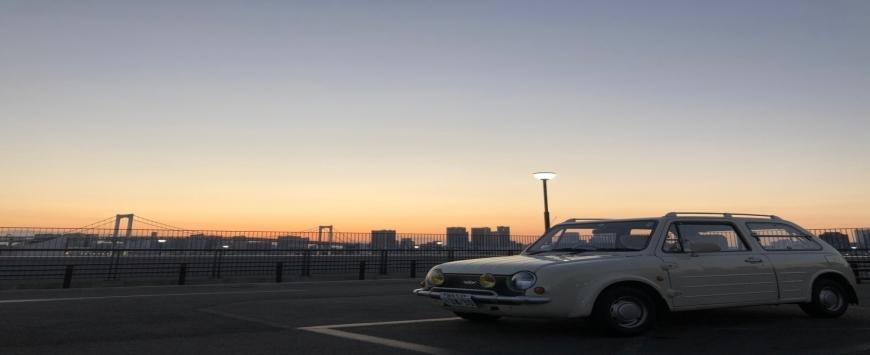 【東京】ドライブ 湾岸方面